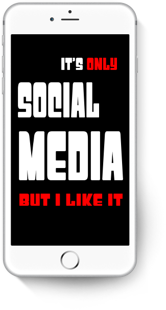 Its only Social Media