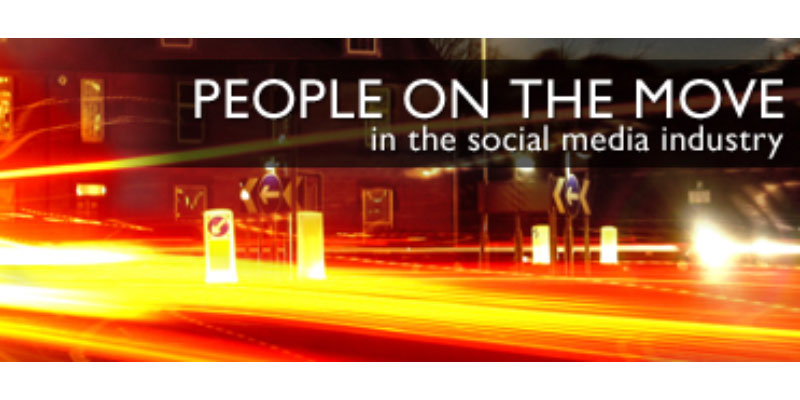 People on the Move in the Social Business Industry, by Jeremiah Owyang