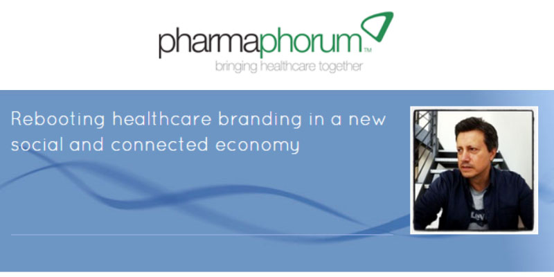 Rebooting healthcare branding in a new social and connected economy