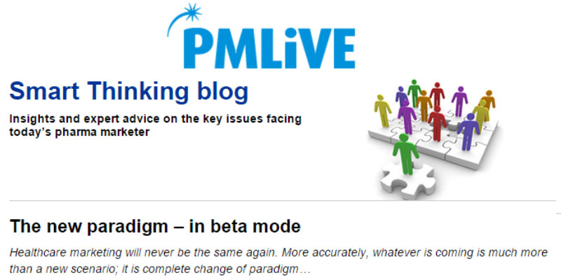 The new paradigm – in beta mode