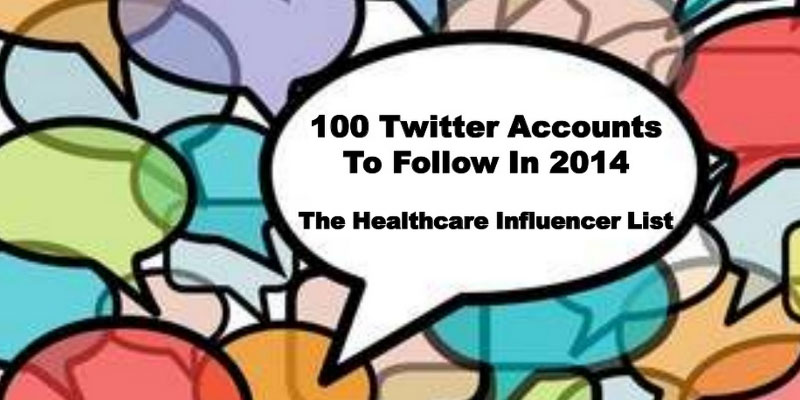 Ideagoras, one of the 100 Healthcare And Digital Health Influencers To Follow In 2014