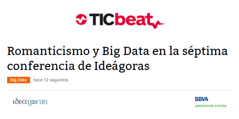 TICbeat - romanticismo Ideagoras